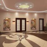 холл в доме и квартире дизайн