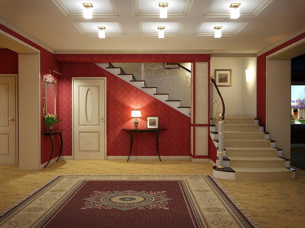 идеи дизайна холла в доме