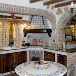 итальянская кухня декор дизайн