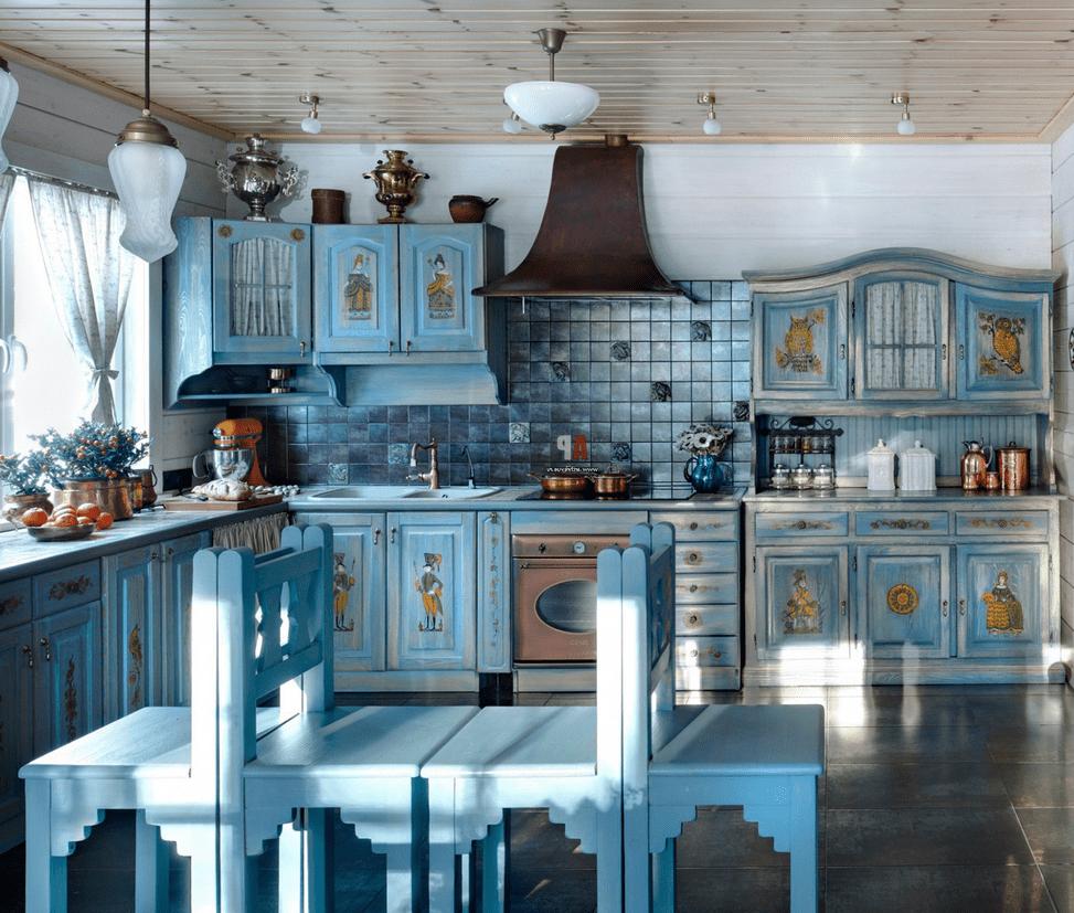 итальянская кухня фото декор