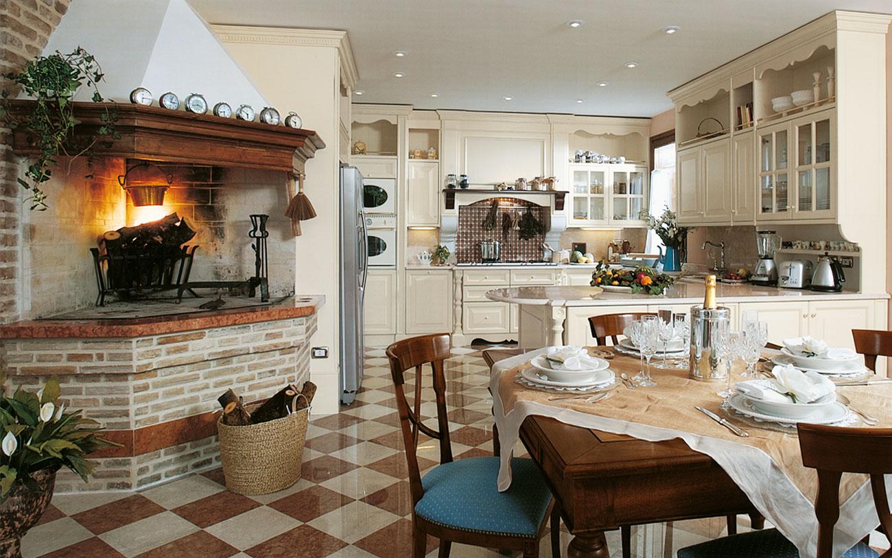 итальянская кухня фото декора