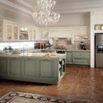 итальянский стиль на кухне фото интерьер