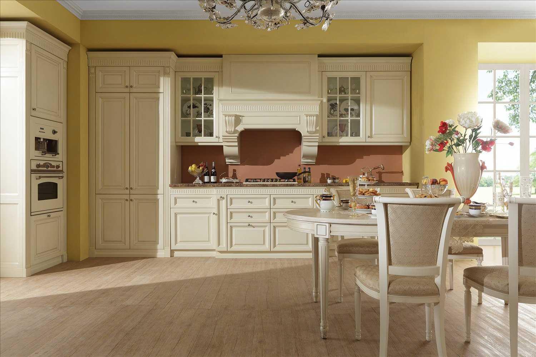 классический стиль кухни