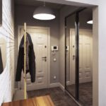 узкий коридор фото дизайна