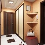 узкий коридор фото дизайн