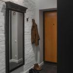 узкий коридор интерьер