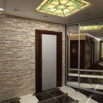узкий коридор дизайн