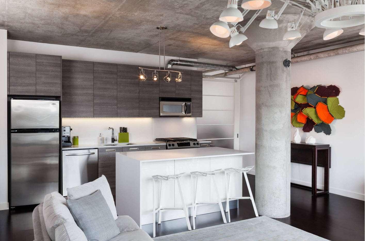 мебель для кухни 2018