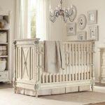 Оформление детской комнаты для новорожденного классический винтаж