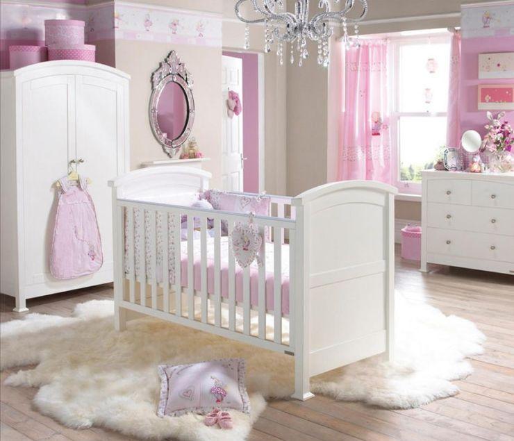 Оформление детской комнаты для новорожденного мебель