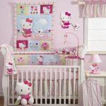 Оформление детской комнаты для новорожденной девочки