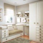 Оформление детской комнаты новорожденного в маленьком помещении