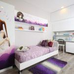 Оформление детской комнаты в стиле аниме