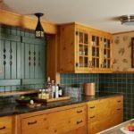 плитка для кухни идеи