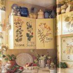 Поделки для кухни своими руками декупаж на навесном шкафу