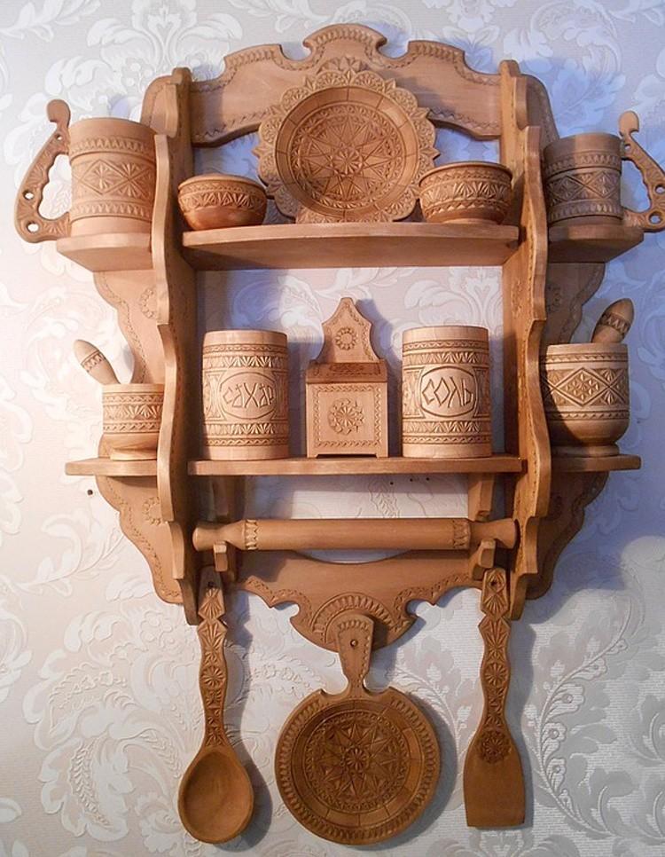 Поделки для кухни своими руками деревянная посуда
