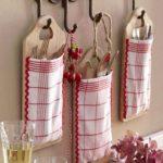 Поделки для кухни своими руками кармашки для столовых приборов