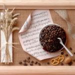 Поделки для кухни своими руками картина из зерен кофе