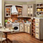 Поделки для кухни своими руками кухонный гарнитур с декупажем