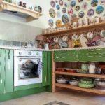 Поделки для кухни своими руками тарелки настенные
