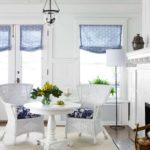 шторы на окнах в гостиной фото оформление