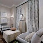 шторы на окнах в гостиной идеи интерьера