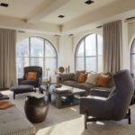 шторы на окнах в гостиной интерьер идеи