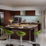 современная кухня фото декора