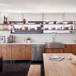 современная кухня планировка