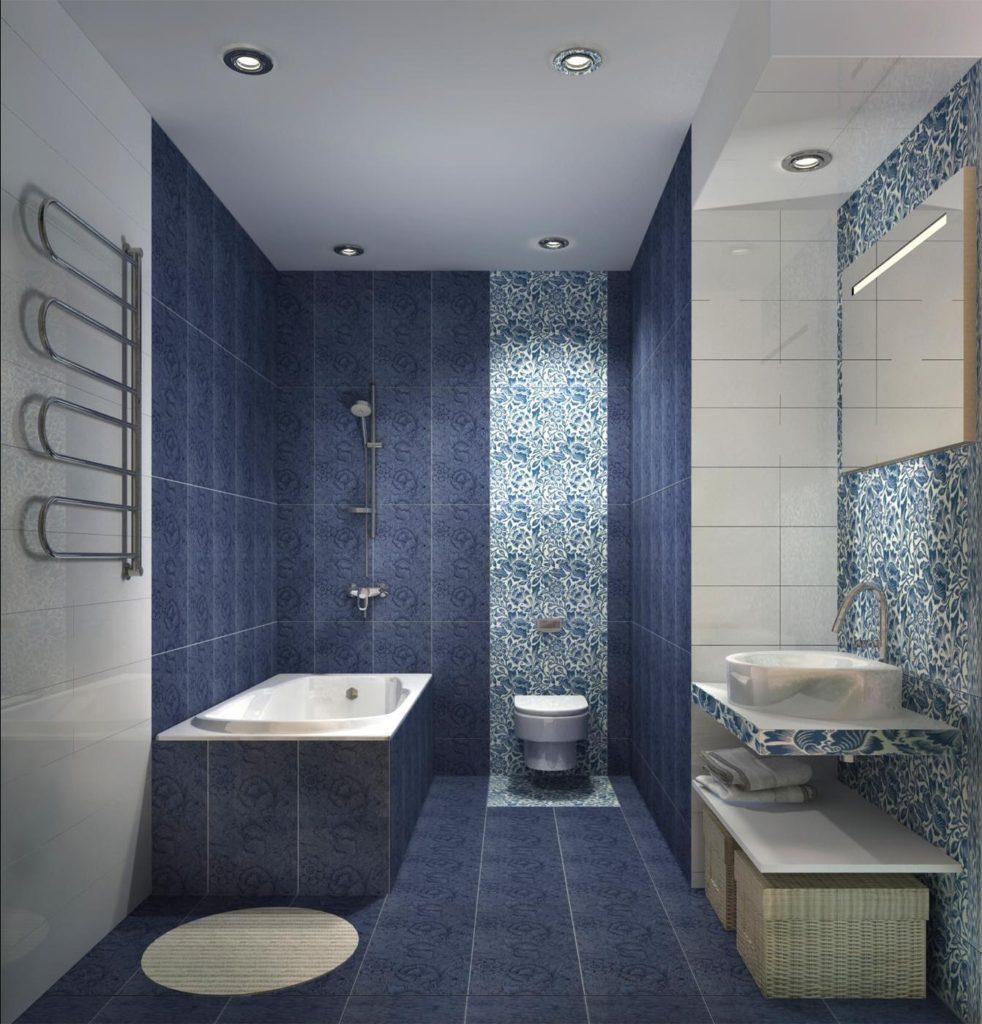 Современный дизайн ванной комнаты на все случаи жизни
