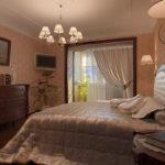 спальня с балконом фото идеи