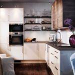 элитный дизайн кухни красивое оформление