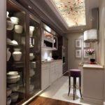 узкая кухня идеи оформление
