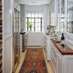 узкая кухня идеи оформления