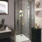 ванная с душевой кабиной идеи декора