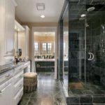 ванная с душевой кабиной идеи дизайна