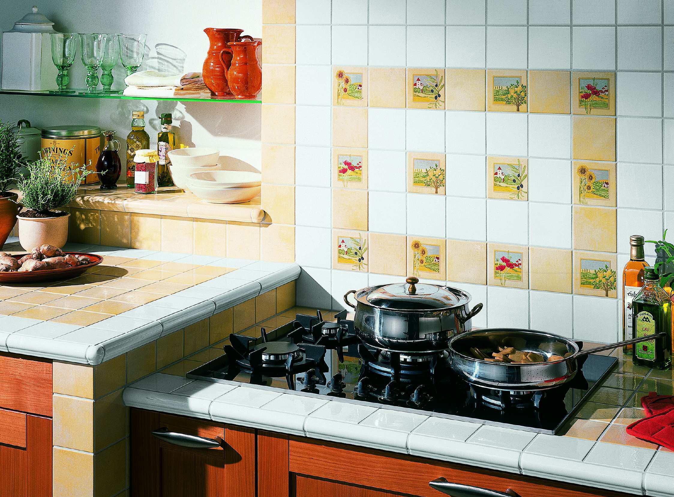 декор для кухни идеи фото