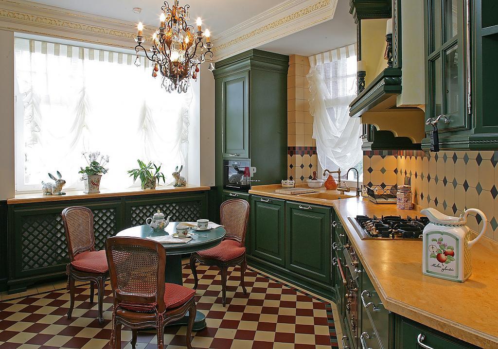 декор окна на кухне фото оформления