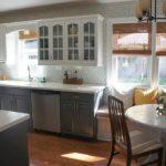 декор окна на кухне оформление