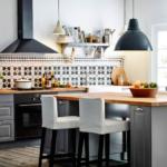 дизайн кухни гостиной 15 кв метров фото идеи