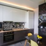 дизайн кухни гостиной 15 кв метров интерьер идеи