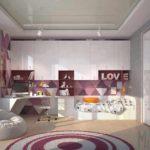 идея яркого интерьера детской комнаты картинка