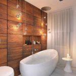 идея яркого декора ванной комнаты картинка