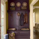 идея необычного дизайна прихожей комнаты в частном доме фото