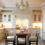 кухня гостиная 15 м2 фото