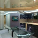 кухня гостиная 15 м2 фото планировки