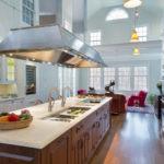 кухня с декором оформление