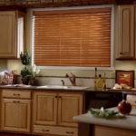 оформление окна на кухне дизайн интерьера