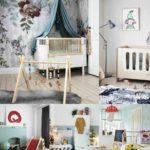 пример яркого дизайна детской комнаты картинка
