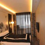 вариант красивого дизайна спальни 15 кв.м фото